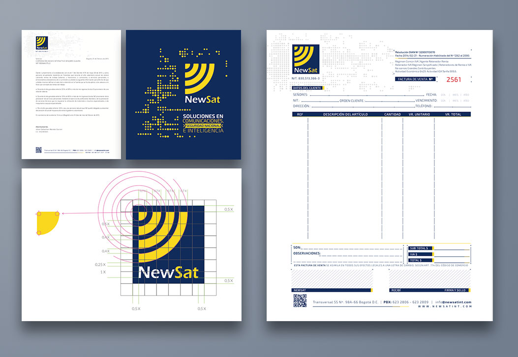 Newsat Branding 2