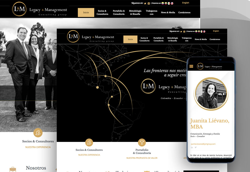 LyM Site Web